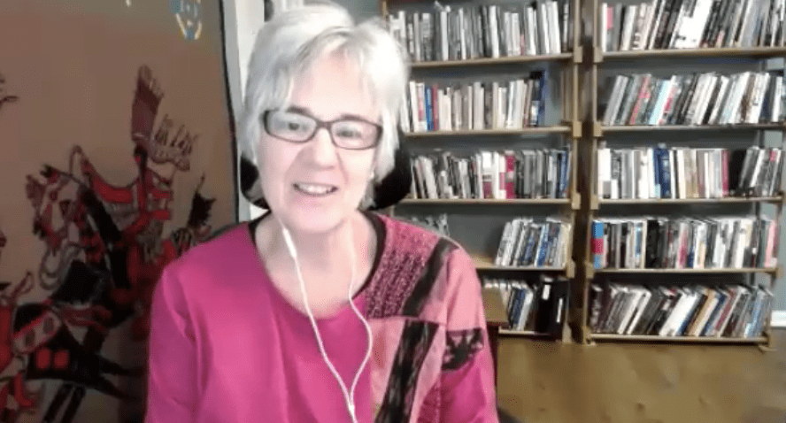 Global Positive News Network interview with Betsy Taylor