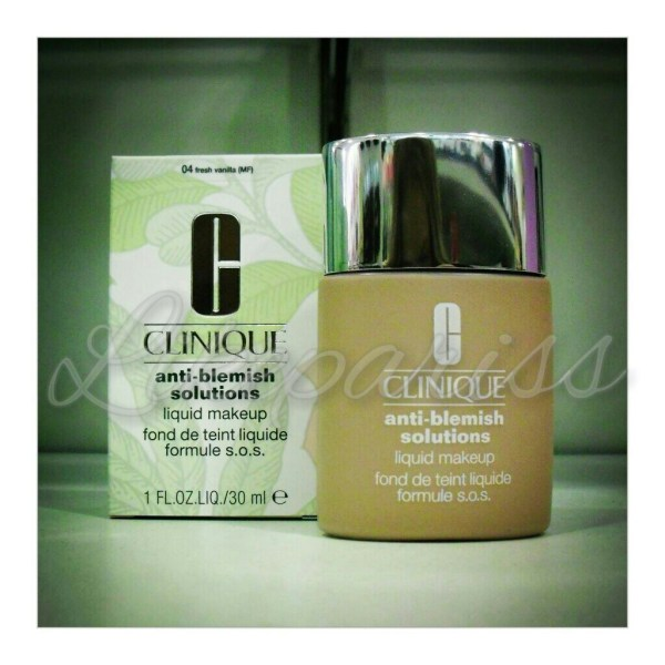 Clinique Anti Blemish Solutions Liquid Makeup Likepariss