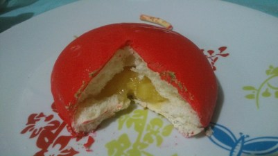 Red Apple Bun, Php 50.00