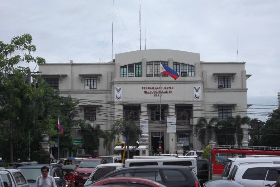 Malolos town hall