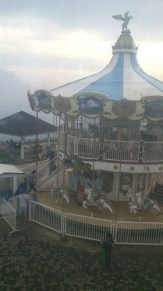 View from the Skyranch ferris wheel