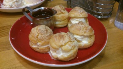 Cookie Choux, Php 145.00