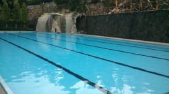 Olympic-size pool