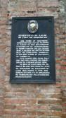 Nagcarlan Underground Cemetery Marker