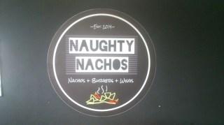 Naughty Nachos interior