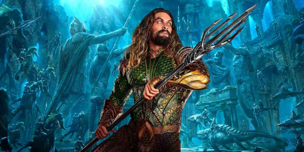 jason momoa in suit of aquaman