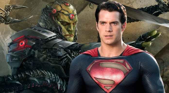 Henry Cavill Wants Brainiac for Man of Steel 2 Villain
