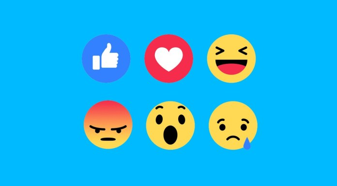 facebook reactions may be on instaram