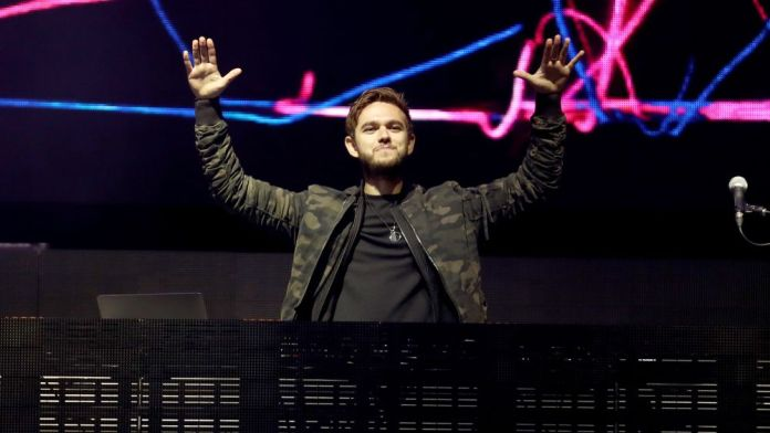 zedd drops new single happy now