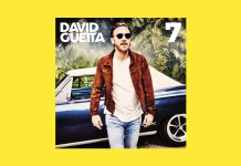 david guetta's seventh album poster