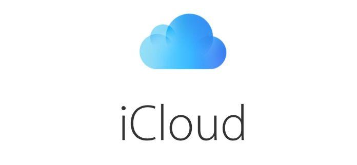 apple icloud logo