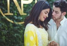 roka ceremony of nick and priyanka