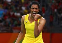 pv sindhu