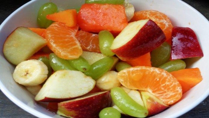 Fresh Fruit Chaat