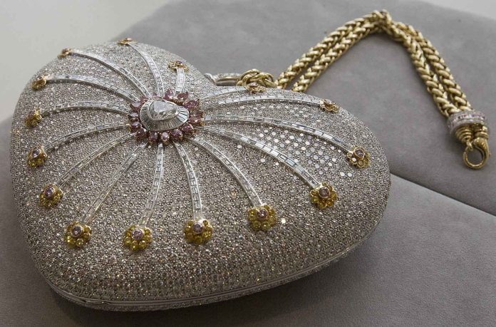The mouawad most expensive handbag in the world