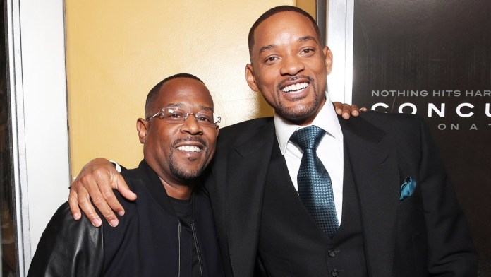 Will Smith Martin Lawrence bad boys 3 returns