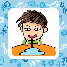 孩子不在意流口水?請你跟我這樣做!三招改善孩子的口腔覺識能力 – 語言治療資訊讚 LIKEST