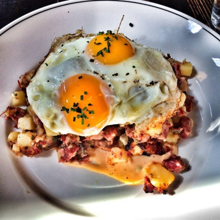 Corned Beef & Potato Hash