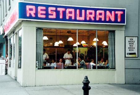 Restaurant - Photo Credit Wikipedia