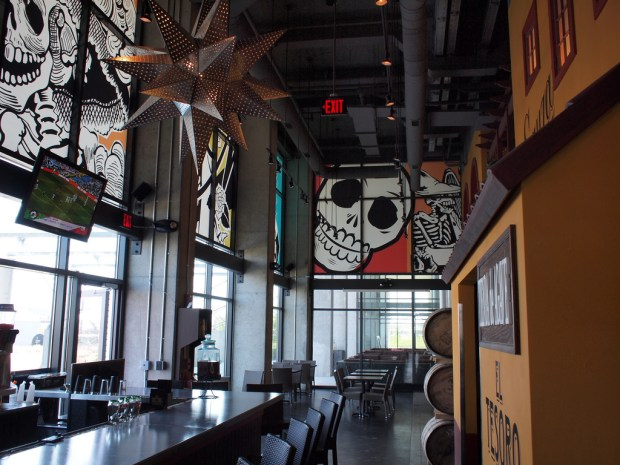Miguels Interior - Photo Credit Baltimore Sun