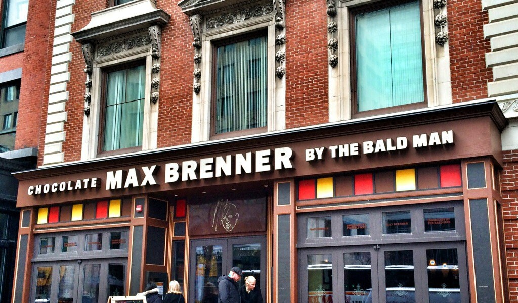 Max Brenner Boston