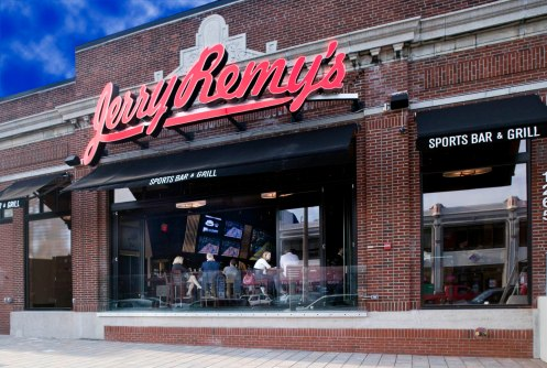 Jerry Remy's Sports Bar and Grill - Photo Credit blog.svconline.com