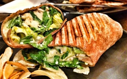 Turkey Dijon Wrap