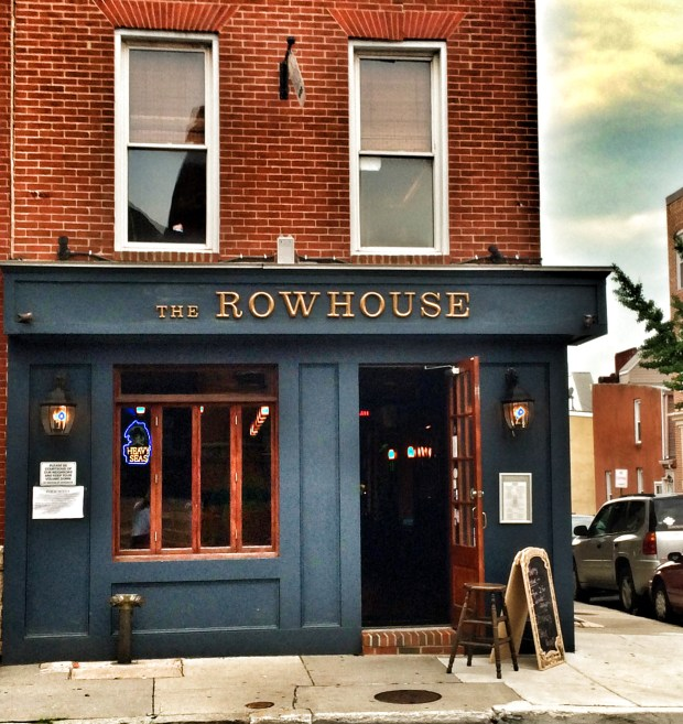 The Rowhouse Grille
