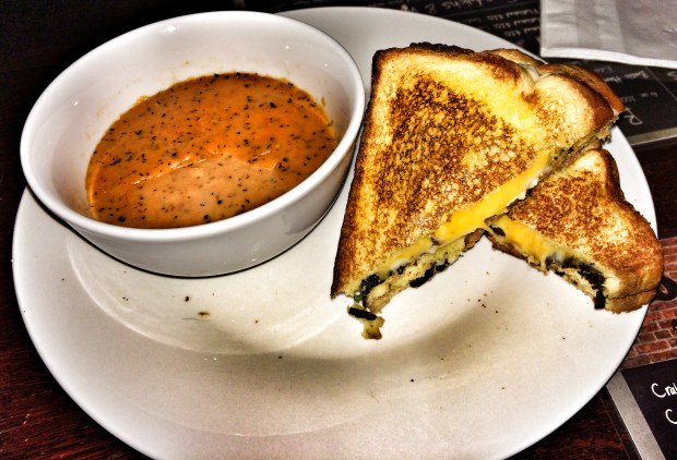 Grilled Cheese Club