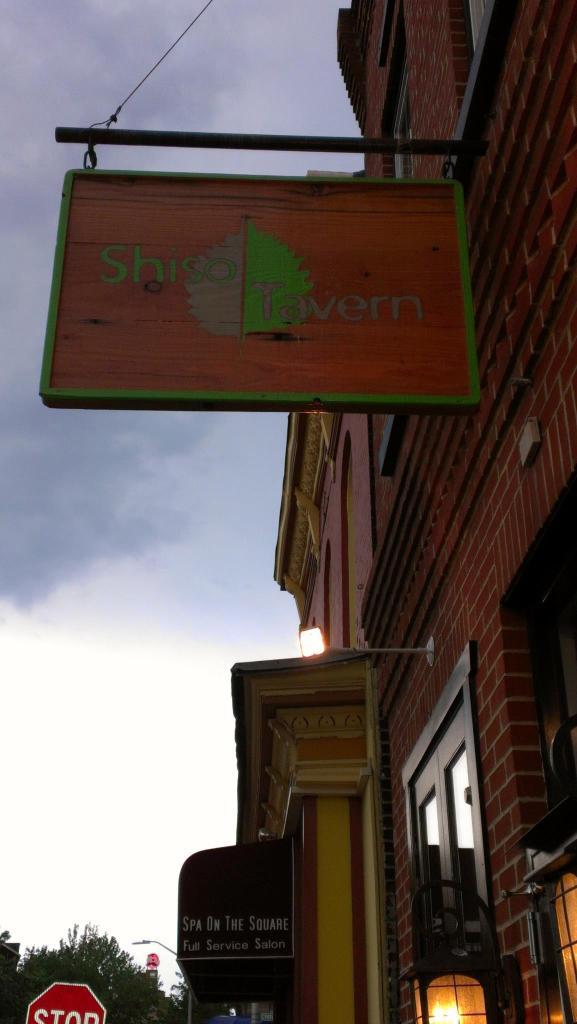 Shiso Tavern