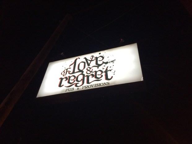 Of Love & Regret