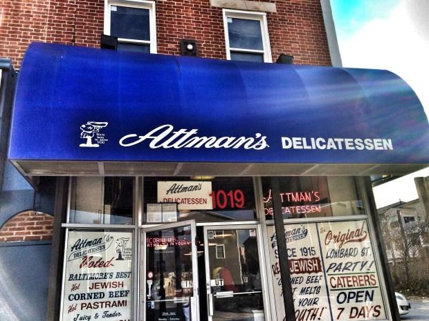 Attman's Deli