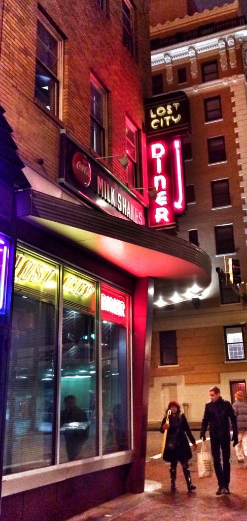 Lost City Diner