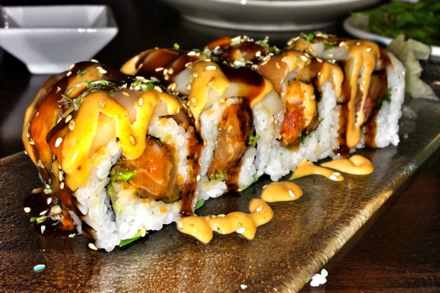 Spicy Indian Roll