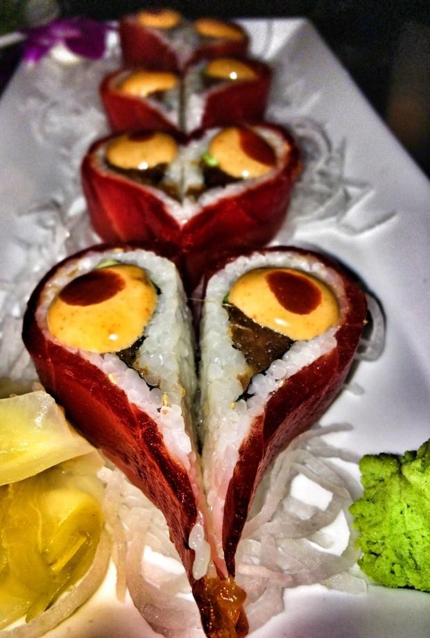 Sweet Heart Maki