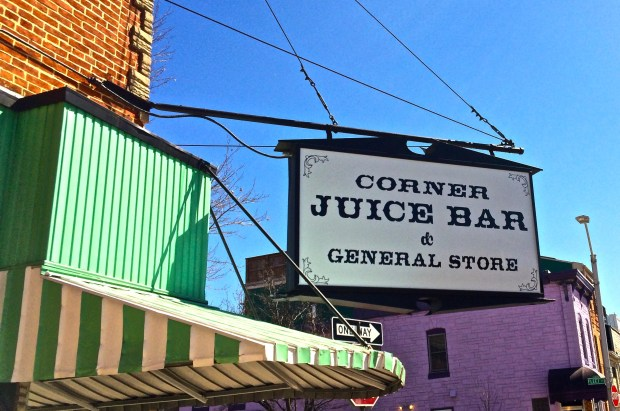 The Corner Juice Bar
