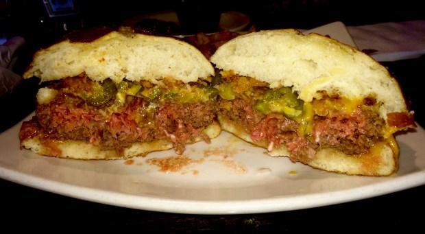 Cowpoke Burger