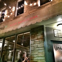 Verde in Canton Serves Delicious Neopolitan Style Pizza