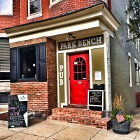At Park Bench Pub in Fed Hill, The Nachos Are The Star