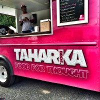 Taharka Bros., Serving Ice Cold Sweet Trucks From A Truck