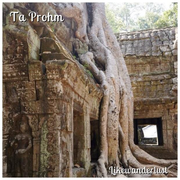 Ta Prohm