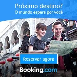 Like Wnaderlust em parceria com o Booking.com