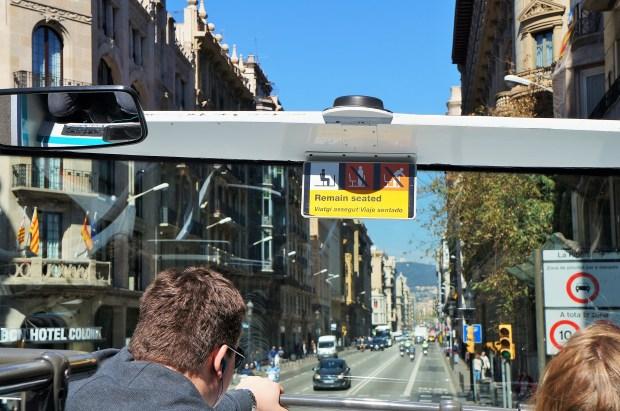 Bus Turistic - Ônibus Turistico de Barcelona