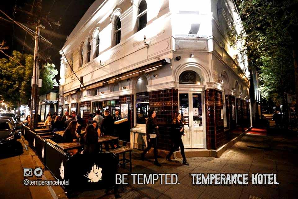 Temperance Hotel Chapel Street