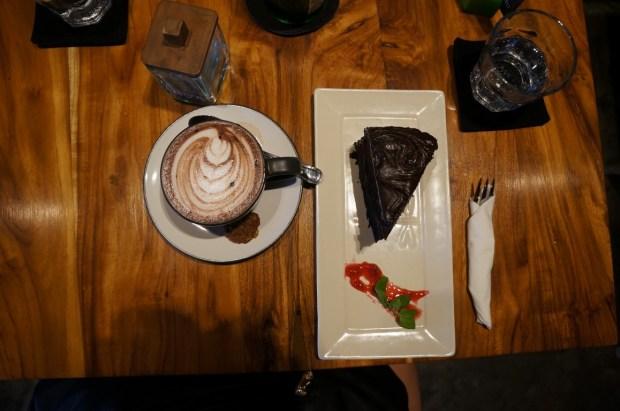 O que fazer em Sanur - café