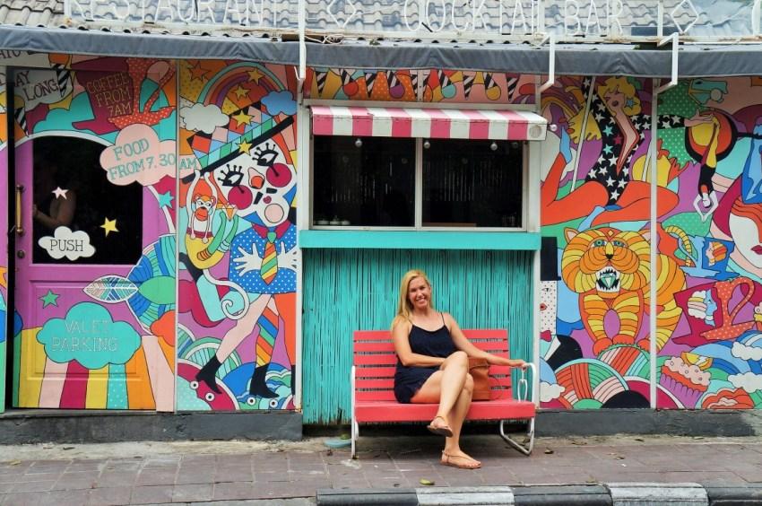 melhores restaurantes de Bali - Circus