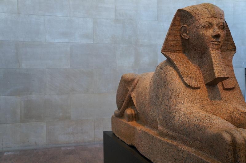 Museu Metropolitano de Arte de Nova York - egípcio