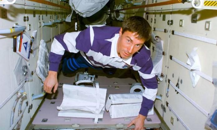Sergei Krikalyov