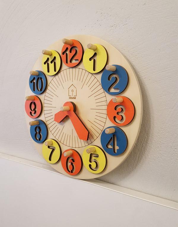 часы обучения Lil-house