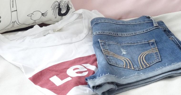 FASHION: 1 Shorts, 3 Outfits + wie finde ich die perfekte Shorts? //life
